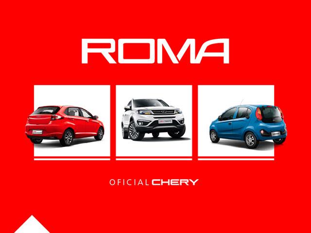 Roma Oficial Chery